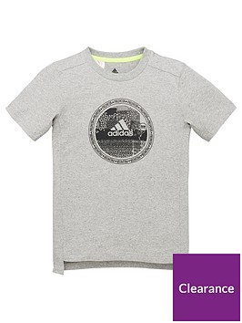 adidas-youth-predator-short-sleeve-t-shirt-grey