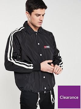 diesel-coach-jacket-black