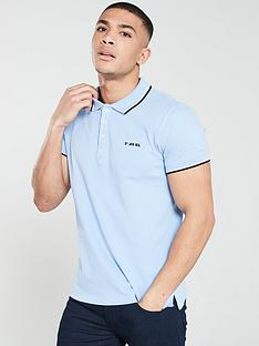 diesel-tipped-polo-shirt-grey