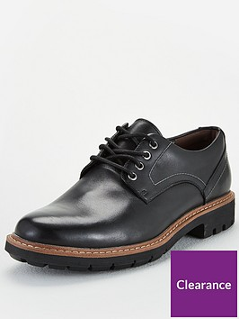 clarks-batcombe-hall-lace-up-shoe-black