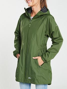 Trespass Trespass Daytrip Waterproof Jacket - Moss Picture