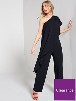wallis-one-shoulder-overlayer-jumpsuit
