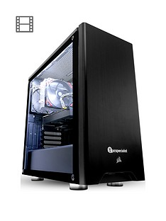 pc-specialist-stalker-pro-vr-ii-intel-core-i7nbsp8gb-ramnbsp120gb-ssd-amp-1tb-hddnbsp3gb-nvidia-gtx-1060-graphics-desktop-pc-black