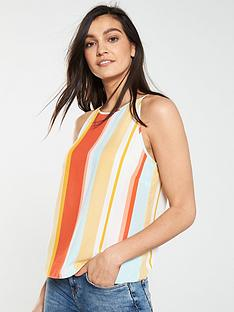 warehouse-pastel-stripe-cami