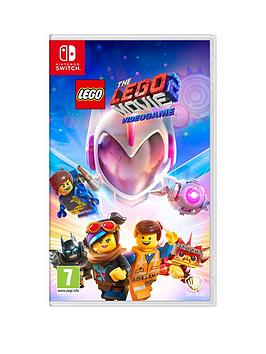 Nintendo Switch Nintendo Switch The Lego Movie 2 - Switch Picture