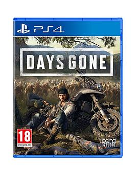 Playstation 4 Playstation 4 Days Gone Picture
