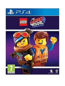 Playstation 4 Playstation 4 The Lego&Reg; Movie 2 Picture