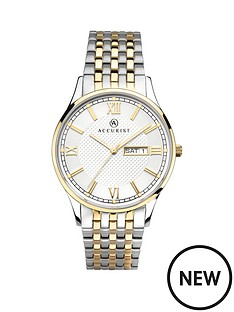 accurist-accurist-silver-and-gold-detail-daydate-dial-two-tone-stainless-steel-bracelet-mens-watch