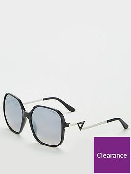 guess-guess-black-smoke-mirror-square-sunglasses