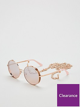 guess-guess-rose-gold-round-sunglasses-on-chain