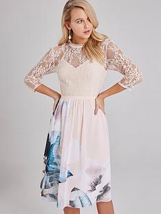 little-mistress-lace-top-printed-chiffon-skirt-midi-dress-multinbsp