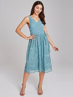 little-mistress-embroidered-chiffon-wrap-midi-dress-fern