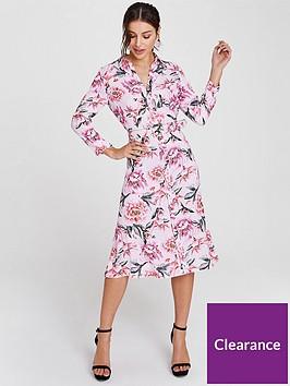 paper-dolls-printed-midi-shirt-dress-blush