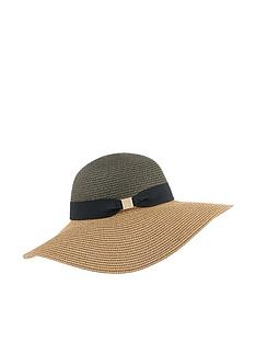accessorize-chic-braid-floppy-hat-multi