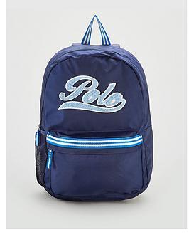 Ralph Lauren Ralph Lauren Kids Polo Backpack - Blue Picture