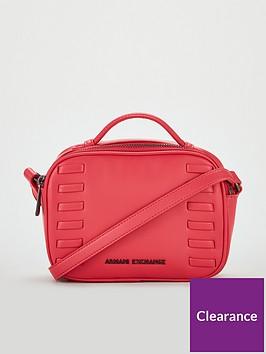 armani-exchange-lace-up-cross-body-bag-pink