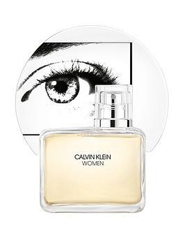 Calvin Klein Calvin Klein Women 100Ml Eau De Toilette Picture