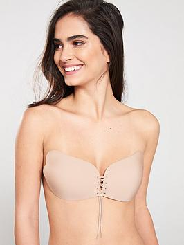 secret-weapons-stick-on-lace-up-bra-nude