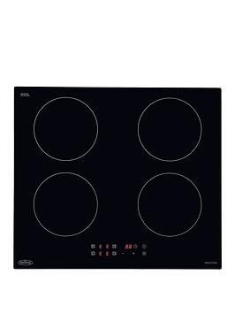 Belling Belling Bel Iht602 60Cm Induction Hob - Black Picture