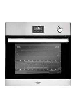 Belling   Bel Bi602G 60Cm Built In Single Gas Oven - Stainless Steel