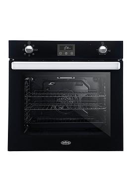 Belling   Bel Bi602Fp 60Cm Built In Equiflow Single Electric Oven - Black