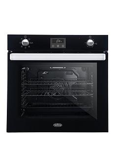 belling-bel-bi602fpct-60cm-built-in-equiflow-single-electric-oven-with-bluetooth-connectivity-black