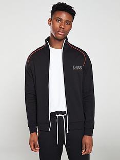 boss-bodywear-zip-through-lounge-top