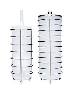 aqualona-saturn-toilet-brush-and-spare-toilet-roll-holder