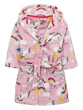 mini-v-by-very-girls-unicorn-rainbow-dressing-gown-pink