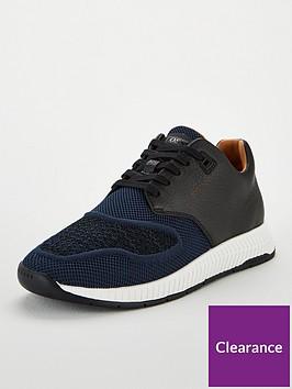 boss-titanium-leather-knit-trainer-dark-blue