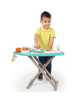 smoby-steam-iron-with-ironing-board