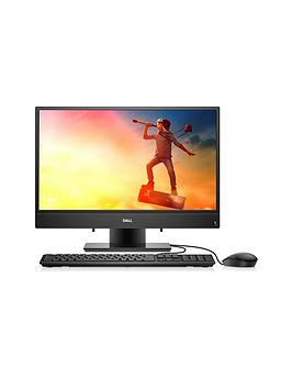 Inspiron 22 3000 Series, Intel® Core™ i5 Processor, 8GB DDR4 RAM, 1TB Hard  Drive, 21 5 inch Full HD Touchscreen All In One Desktop - Black