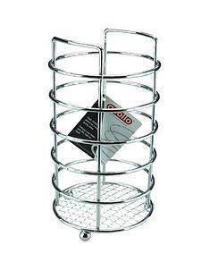 apollo-chrome-kitchen-utensil-holder