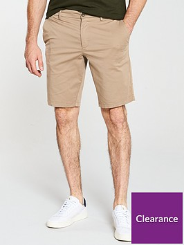 boss-liem-slim-fit-chino-shorts-stone