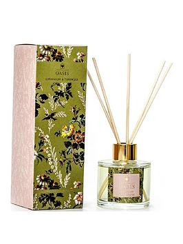 Oasis Home Oasis Home Leighton Geranium And Tuberose Room Diffuser Picture