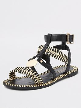 river-island-river-island-gladiator-flat-sandal-black