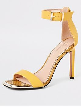 river-island-river-island-barely-there-heeled-sandals-yellow