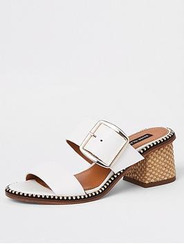 river-island-river-island-stud-mule-block-heel-sandal-white