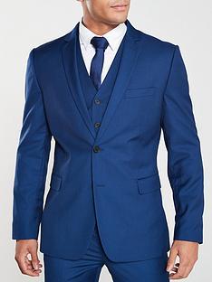 v-by-very-stretch-regular-suit-jacket-blue