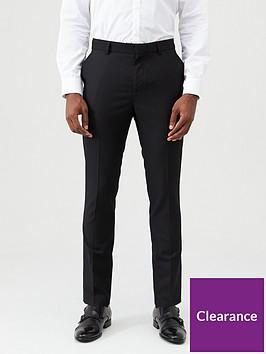 very-man-slim-work-trouser-black