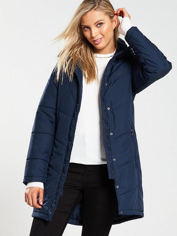 Svalbard Coat Midnight Blue