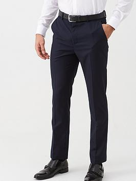 V by Very V By Very Regular Work Trousers - Navy Picture