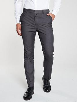 V by Very V By Very Regular Work Trousers - Charcoal Picture