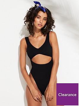 river-island-river-island-cut-out-bardot-swimsuit-black