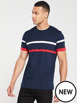 v-by-very-cut-amp-sew-chest-stripe-t-shirt-navy-blue