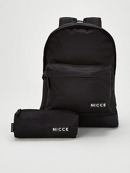 nicce-rucksack-with-pencil-case