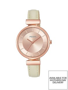 pulsar-pulsar-attitude-pink-dial-nude-leather-strap-ladies-watch