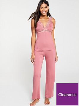 v-by-very-underbust-lace-pyjama-cami-pink