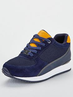 773ff587b71f6 Baker by Ted Baker Boys Runner Trainer