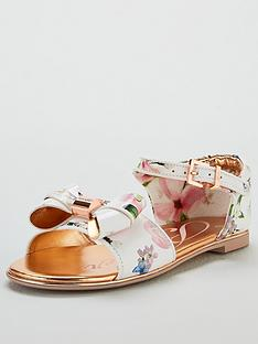 6385f9ccfe45b Baker by Ted Baker Toddler Girls Harmony Print Sandals - Multi